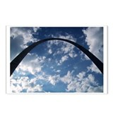 Gateway Arch Postcards (Package of 8)