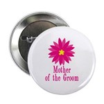 Groom's Mother Button