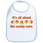 Candy Corn Bib