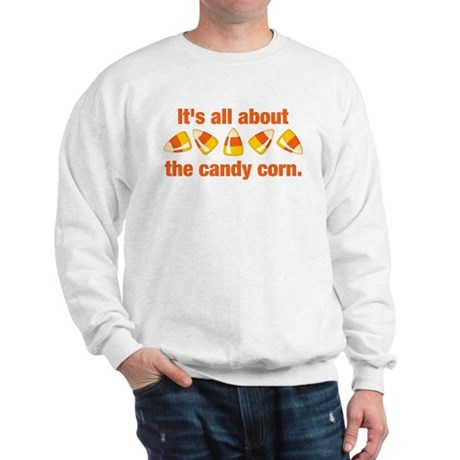 Candy Corn Sweatshirt