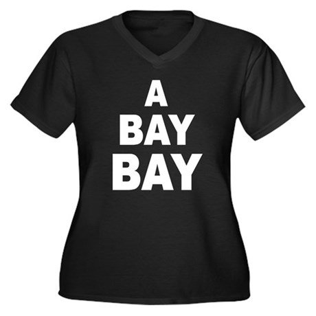 A Bay Bay Plus Size V-Neck Shirt