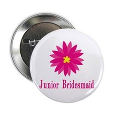 Junior Bridesmaid Button
