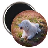 Great Pyrenees Art Magnet