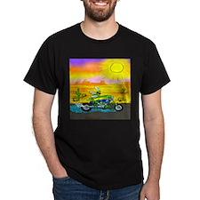 Wild Willie Weed goes Biking T-Shirt