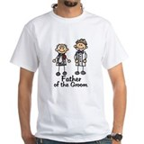 Cartoon Groom's Father Shirt