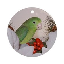Female Spectacled Parrotlet Ornament