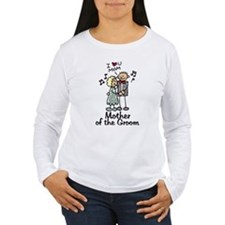 Cartoon Groom's Mother T-Shirt