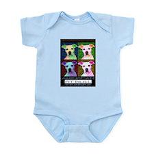 Retro Bubba Infant Creeper