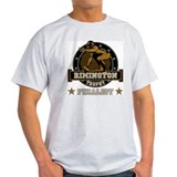 Rimington Trophy Finalist Ash Grey T-Shirt