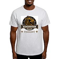 Rimington Trophy Finalist Ash Grey T-Shirt