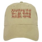 Murphy's Law Cap