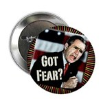Got Fear? Button (100 pack)