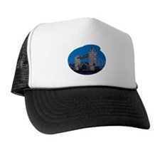 England Tower Bridge Trucker Hat