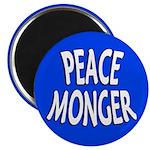 Peace Monger Magnet (10 pack)