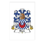 Blain Postcards (Package of 8)