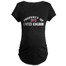 Property Of United Kingdom T-Shirt
