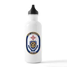USS Jarrett FFG-33 Water Bottle