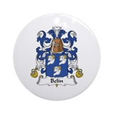 Belin Ornament (Round)