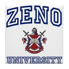 ZENO University Tile Coaster