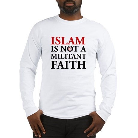 Muslim Long Sleeve T-Shirt