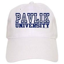PAVLIK University Baseball Cap