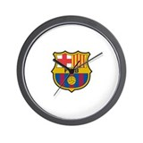F.C. Barcelona Wall Clock