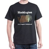 Washington Tree Hugger T-Shirt