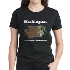 Washington Tree Hugger Tee