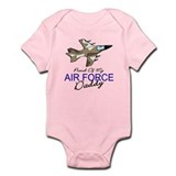 Air Force Daddy Onesie