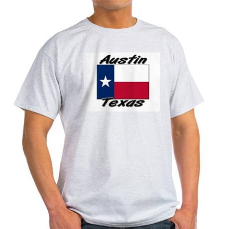 Austin Texas Light T-Shirt