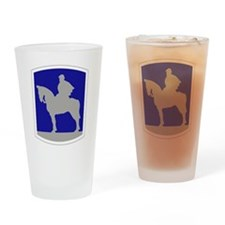 116th Infantry Brigade Combat Team. Drinking Glass