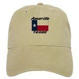 Amarillo Texas Baseball Cap