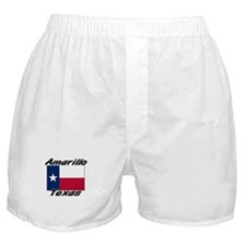 Amarillo Texas Boxer Shorts