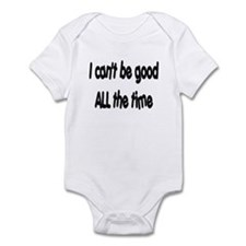 All in good time Infant Bodysuit