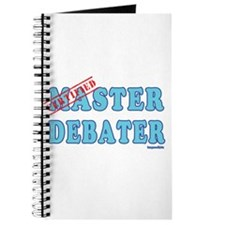 Master Debater Journal