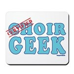Choir Geek Mousepad