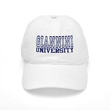 GIANNINI University Baseball Cap