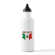 Mejico ribbon Water Bottle