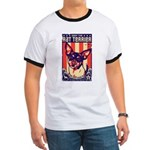 Obey the Rat Terrier! USA Ringer T
