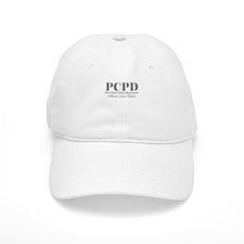 Gray Name Port Charles PD Baseball Baseball Cap