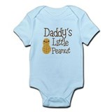 Daddys little peanut Bodysuits
