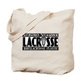 Lacrosse 100 Percent Tote Bag