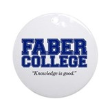FABER COLLEGE - ornament