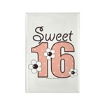 Sweet Sixteen 16th Birthday Magnet (100 Pack)