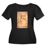 Leonardo da Vinci Women's Plus Size Scoop Neck Dar
