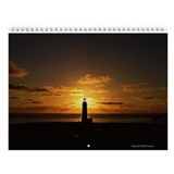 Nightbeacons 2013 Lighthouse Calendar