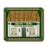 Kirwin's Irish Cottage Mousepad