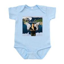 Earth Angel Infant Creeper