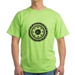 Native American pottery Green T-Shirt