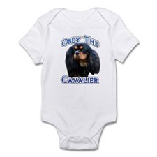 Obey Cavalier Infant Bodysuit